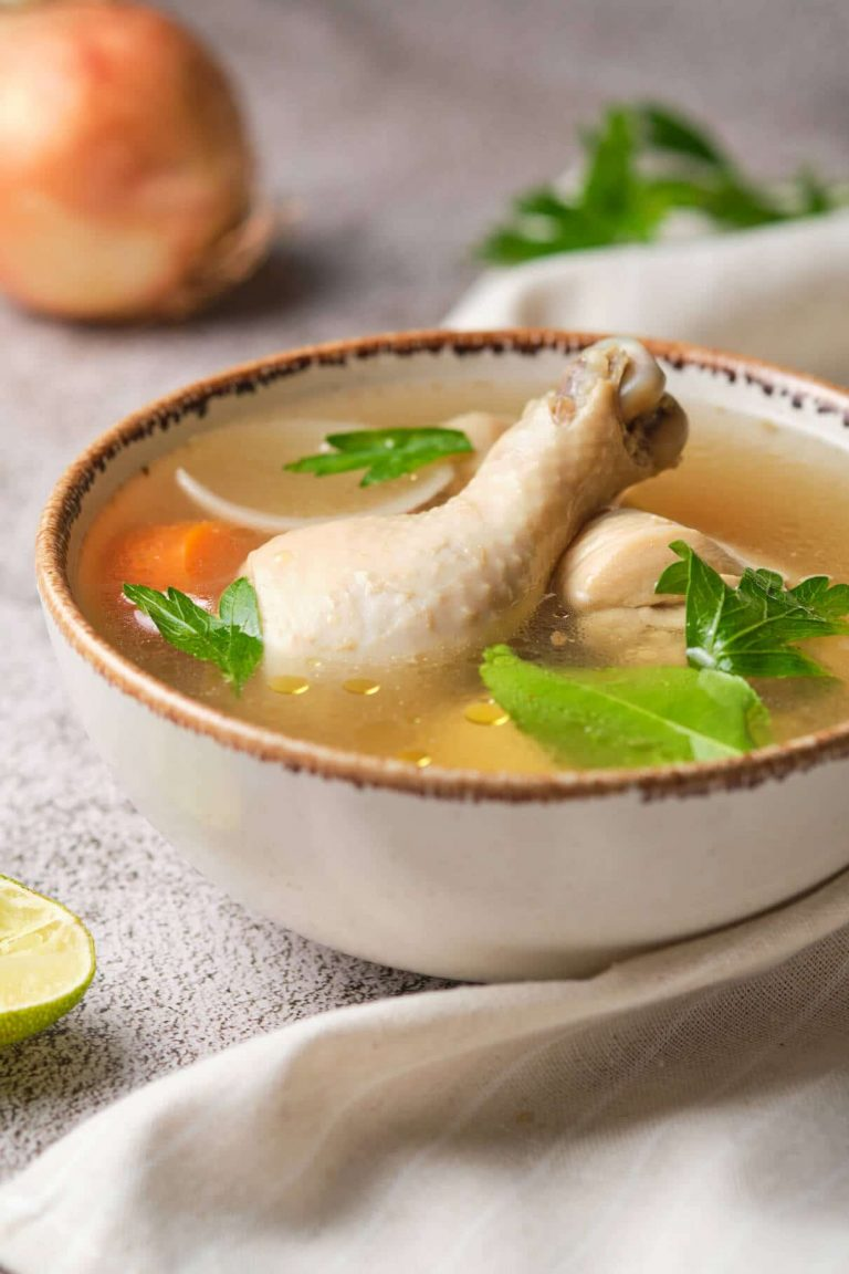 Easy Chicken Souse Soup