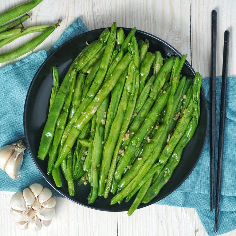 Easy Din Tai Fung Green Beans Recipe