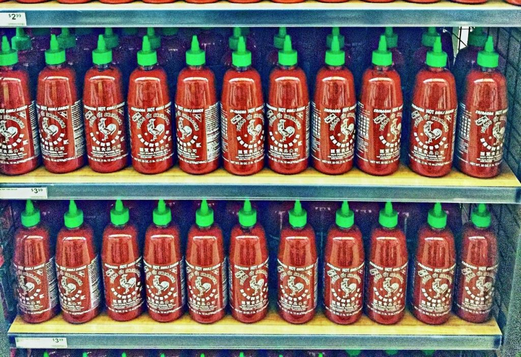 Is Sriracha Vegan