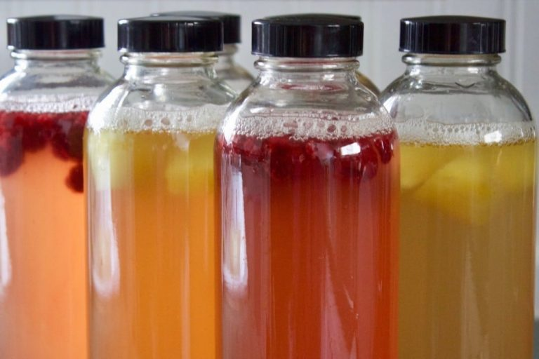 How Long Does Kombucha Last After Opening?