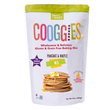 Cooggies Gluten-Free Pancake & Waffle Mix
