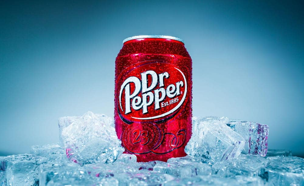 Dr Pepper Does it Contain
