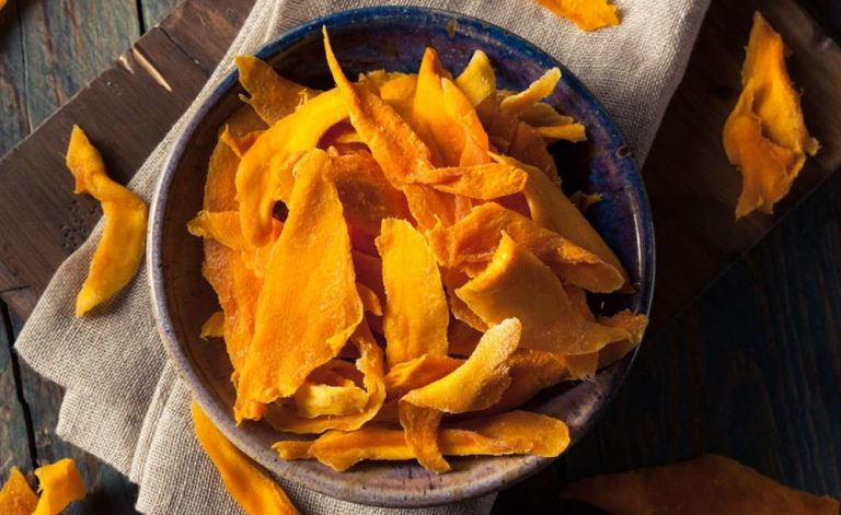 Dried Mangoes Have Numerous Nutritional Health Benefits