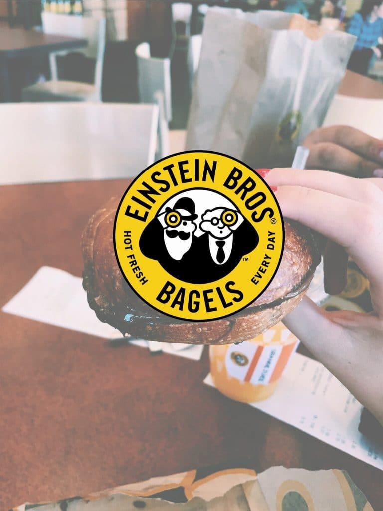 All The Einstein Bagels Vegan Menu Options