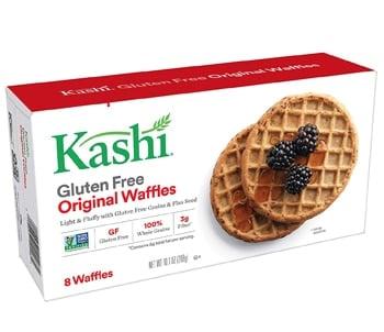 Kashi Frozen Waffles