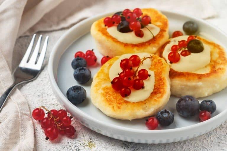Homemade Pancakes Huancaina