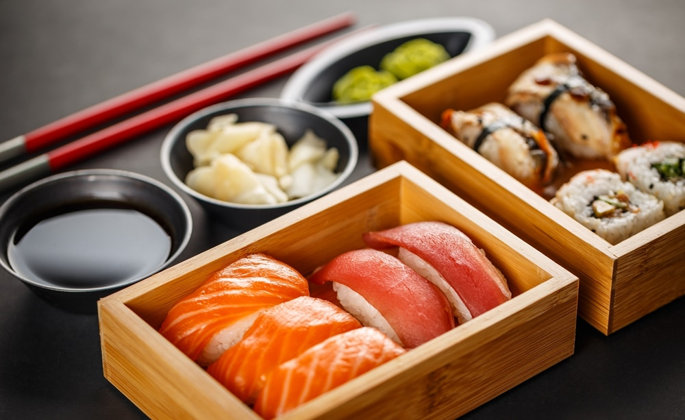 Sushi Helps In Managing Weight