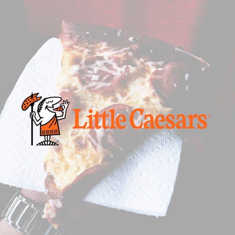 All The Little Caesars Vegan Menu Options