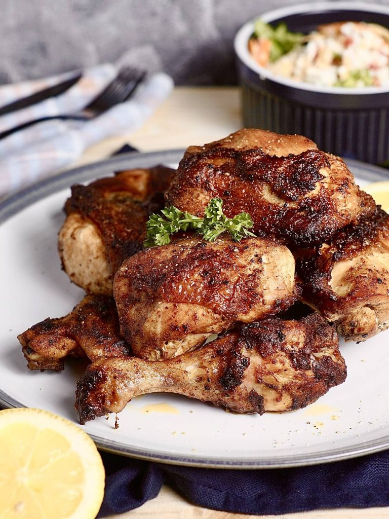 Simple Spicy Chicken Diavolo