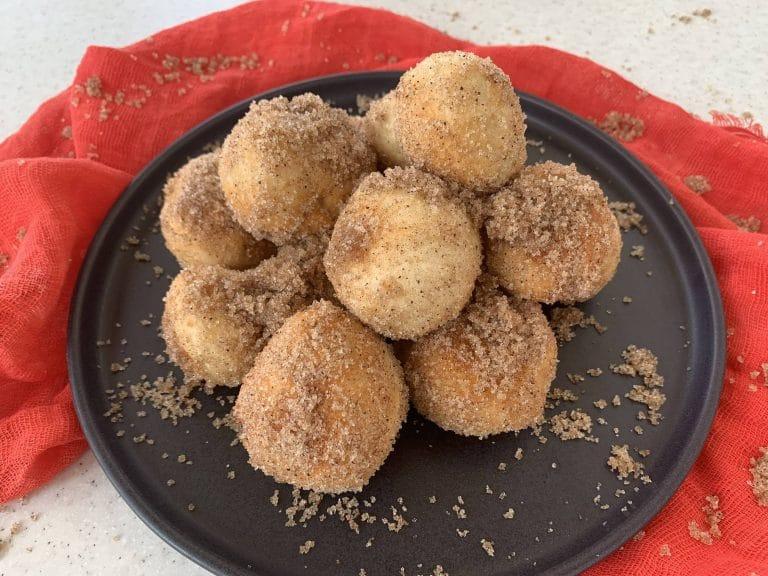 Simple Sweet & Savory Sfinci Sicilian Fried Dough