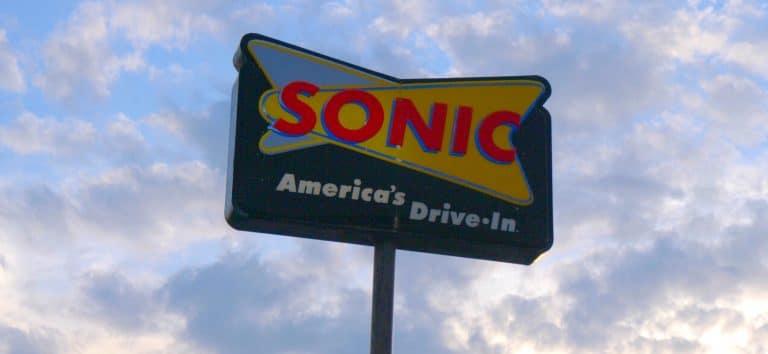 All The Sonic Vegan Menu Options