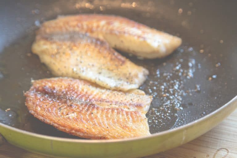 Best Pans For Searing Fish