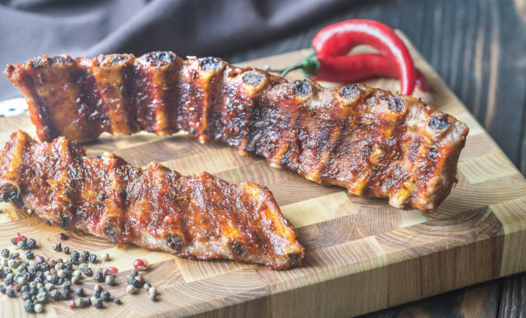 Pork Loin Back Ribs vs. Baby Back Ribs: What's The Difference?