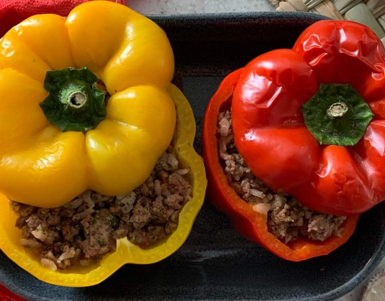 How To Reheat Stuffed Peppers?