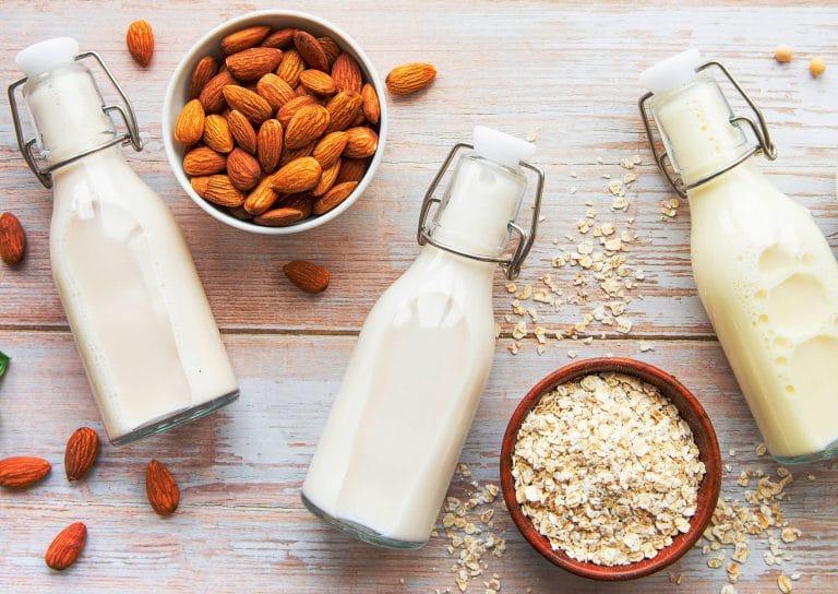 Coconut Milk vs. Almond Milk vs. Oat Milk: What's The Difference?