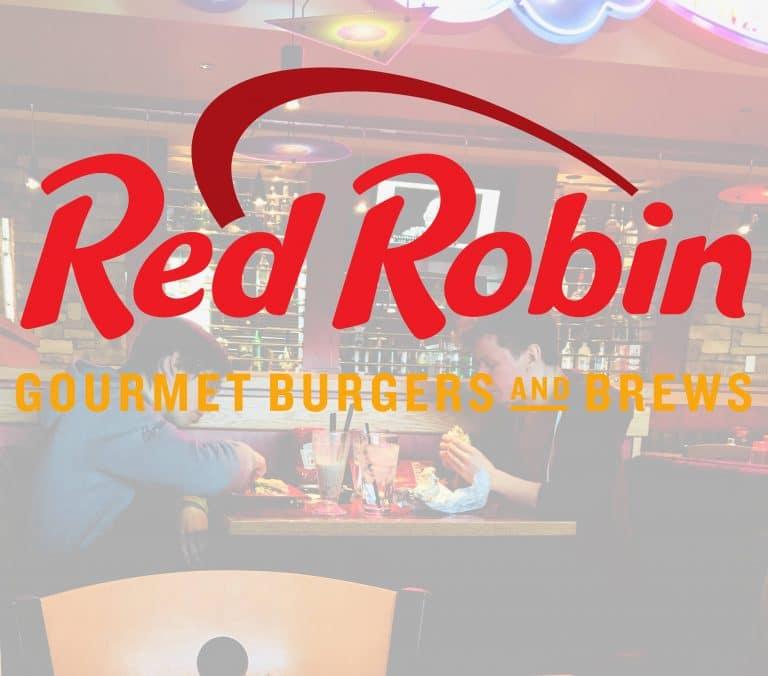 All The Red Robin Vegan Menu Options