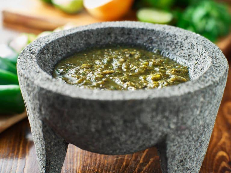 Best Salsa Verde Substitutes